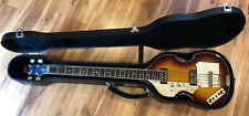 PSA/DNA Beatles PAUL MCCARTNEY Signed Autographed Hofner Bass Guitar Left Handed