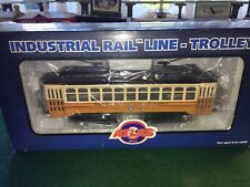 """ATLAS """"O"""" INDUSTRIAL RAIL NEW JERSEY PUBLIC SERVICE TROLLEY #2715 OB PAPERS ETC."""