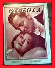 1937 PICCOLA MARLENE DIETRICH MARIA DENIS MIRNA LOY JANE BRYAN WILLIAM POWELL