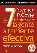 Los siete hábitos de la gente altamente efectiva -  Stephen Covey