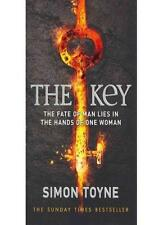 The Key (Sancti Trilogy 2) By Simon Toyne. 9780007391592