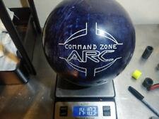 New listing 15lb Brunswick Command Zone Arc Bowling Ball