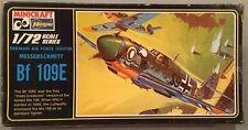 Minicraft/Hasegawa 1:72 German Air Force Fighter Messerschmitt Bf 109E 107