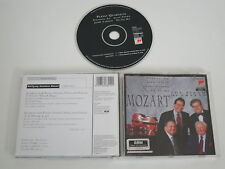 MOZART/THE PIANO QUARTETS - AX, STERN, LAREDO(SONY CLASSICAL SK 66841) CD ALBUM
