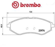P24048 Kit pastiglie freno, Freno a disco (MARCA-BREMBO)