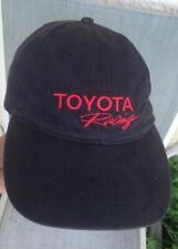 Toyota Racing Hat Ball Cap One Size Adjustable