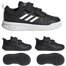 Adidas Zapatos Niños Chicos Escuela Entrenadores tensaurus Correa Deportes Negro