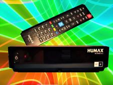 Digital Humax hd Nano Eco Sat Receiver