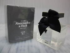 ABERCROMBIE & FITCH PERFUME No.1 WOMEN 1.7 oz / 50 ML Perfume Spray Sealed Box