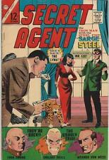 Charlton Comics Secret Agent Vol Two (1966 Series) #9 FN 6.0