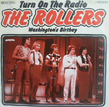 """7"""" 1979 IN MINT- ! BAY CITY ROLLERS : Turn On The Radio"""
