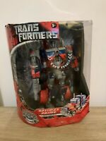 HASBRO TRANSFORMERS OPTIMUS PRIME ADVANCED AUTOMORPH LEADER CLASS Boxed Vtg (16