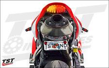 Honda 2007-2012 CBR600RR SMOKED Tail Light, Fender Eliminator, Plate Light