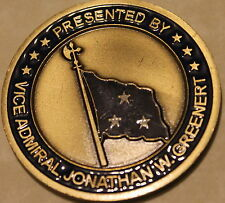 Vice Admiral Jonathan W. Greenert Chief of Naval Operations Navy Challenge Coin