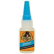 Gorilla Adhesive Bonding Super Glue - 15g Bottle