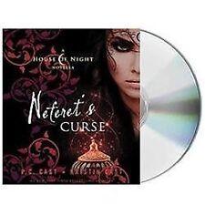 NEFERET'S CURSE -P.C. Cast- UNABRIDGED AUDIO CD ~ NEW