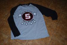 New York All Stars Street Basketball Champions Warm Up
