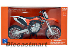 NEWRAY 1:12 2011 KTM 350 SX-F NEW DIECAST MODEL DIRT BIKE MOTORCYCLE ORANGE