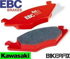 KAWASAKI KLX 400 R (KLX 400 B1/B2) 03-04 EBC Rear Disc Brake Pad Pads FA131TT