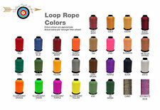BCY D-LOOP Release Rope, All 24 Colors Avail. , 10 Feet, free fast shipping