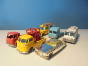 CORGI HUSKY LOT/COLLECTION, CAR/ TRUCKS, c1965,