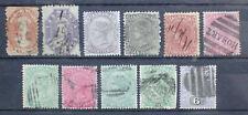 Australia Tasmania Collection of Used Stamps
