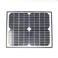 ALEKO Monocrystalline Solar Panel Charging Controller Kit 24V 10-Watt
