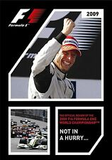 Formula One Season Review 2009  DVD