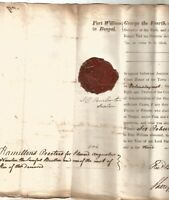 1823 WH Macnaghten fail to find Creditor of WA Newton Dcsd in East India Co land
