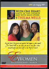 With One Heart: Unity in the Church and With Each Other, BRAND NEW SEALED DVD