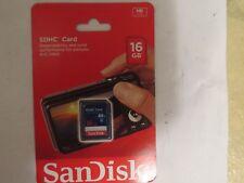 Sandisk 16 GB SDHC CARD (SDSD-016-A11)
