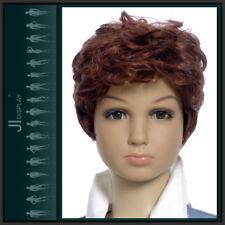 Los niños peluca Wig b1 para niños muñecas Mannequin escaparate muñeca ji Display