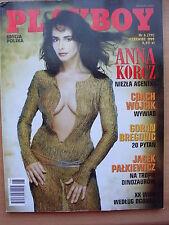 PLAYBOY 6/1999 ANNA KORCZ,Goran Bregovic,Marilyn Monroe,Jody Watley