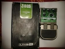 Line 6 Echo Park Delay Guitar Effects Pedal Modeler Tape/Digital/Analogue