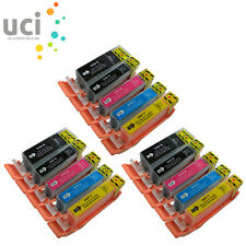 15 XL Ink Cartridge for Canon Pixma iP3600 iP4700 MP550 MP620 MP640 MP990 MX870