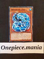 Yu-Gi-Oh! Dragon de L'eau LEDU-FR042 COMMUNE/VF (-30% DE REMISE)