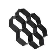 Hexagon Driveway Paving Pavement Stone Mold Concrete Pathmate Mould Paver