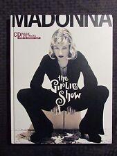 1994 MADONNA The Girlie Show Hardcover Concert Tour Book FVF 7.0 NO CD Japan