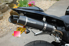 Yamaha YZF R1 (09-14) Beowulf Silencers Exhausts Mufflers (pair) CARBON FIBRE