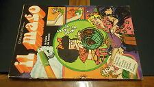 IL MAGO anno I nr. 1 (1972) MONDADORI EDITORE con MAFALDA BC WIZ JACOVITTI raro