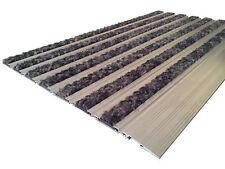 Gestreifte moderne Tür- & Bodenmatten aus Stahl