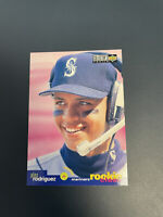 1995 UD Collectors Choice Alex Rodriguez Rookie Class RC #5 Mariners