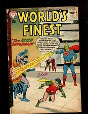 "WORLD'S FINEST #105 (GD+) ""The Alien Superman!"""