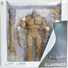 "CLAYFACE Batman Arkham City DC Collectibles 14"" inch Deluxe Figure NOT MINT 2015"