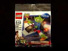LEGO Toy Story 3 Alien Space Ship 30070 New & Sealed Polybag, Disney Pixar Green