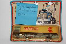 """Playart Majorette Road Champs """"Schuster"""" Semi Truck Blister Pack"""