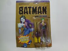 THE JOKER - Batman - 1989 Toy Biz - Fully Poseable figure with Squirting Orchid