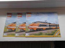 Lego 10233 Creator Expert Horizon Express Bauanleitung , KEINE STEINE