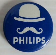 VINTAGE PHILIPS PIN PINBACK BUTTON                (INV28170)