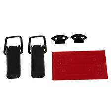 Universal Security Hook Lock Clip Kit Clip For Racing Car Truck Hood For Honda